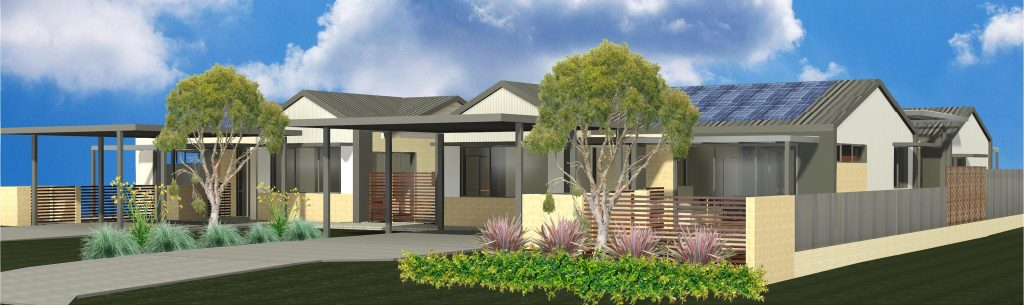 Artists's Impression of Shift home in Pearsall